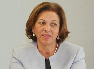 Senadora Ideli Salvatti (PT-SC) foi escolhida a nova relatora do Orçamento 2011 após saída de Gim Argello