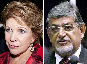 Depois de dar broncas em Eduardo Suplicy e Sarney, senadora Marta se envolve em contenda com o colega Mário Couto