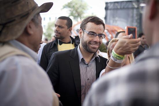 Ministro do Trabalho, Carlos Daudt Brizola, 33, conhecido como Brizola Neto (PDT)
