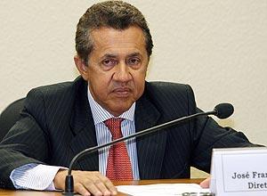 José Francisco das Neves, então diretor da Valec, durante depoimento em comissão do Senado em 2007