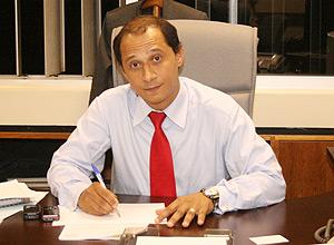 Paulo Vieira, apontado pela Polícia Federal como líder de um esquema de tráfico de influência em órgãos do governo