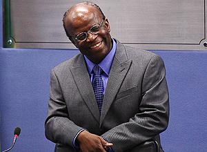 Ministro Joaquim Barbosa preside sessão do CNJ