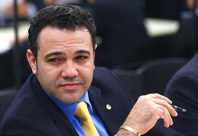 O deputado Marco Feliciano (PSC-SP), eleito presidente da Comissão de Diretos Humanos