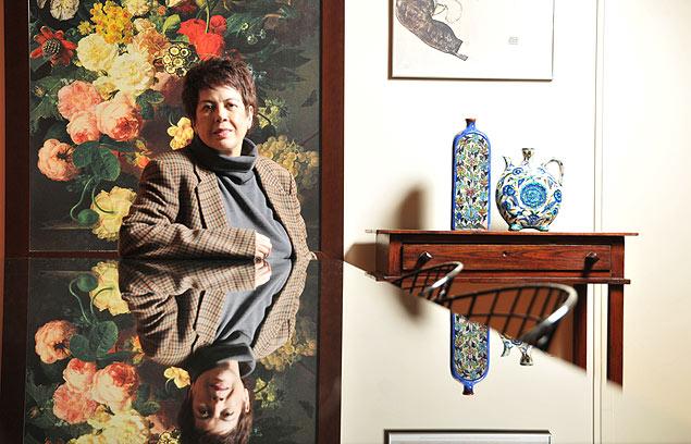 Socióloga Walquiria Leão Rego, uma das autoras do livro sobre o Bolsa Família, que será lançado hoje, às 19h, na Livraria da Vila, em SP