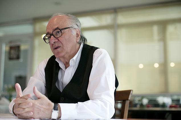 Sociólogo português Boaventura de Sousa Santos, em entrevista à Folha