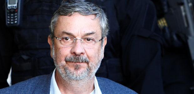 Ex-ministro Antonio Palocci, que pediu desfiliação do PT