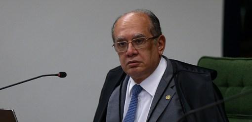 O ministro Gilmar Mendes, que pediu mais tempo para o caso Wesley Batista