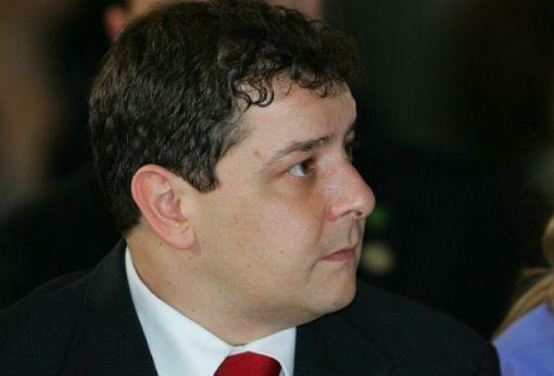 Fábio Luiz Lula da Silva na cerimônia de posse presidencial em Brasília (DF) em 2007