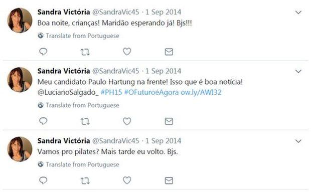 Perfil falso que apoia Paulo Hartung no Twitter usa foto de banco de imagens