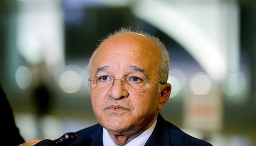 O ex-governador do Amazonas, José Melo (Pros)