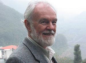 O geógrafo britânico David Harvey, que faz conferências no Brasil nesta semana