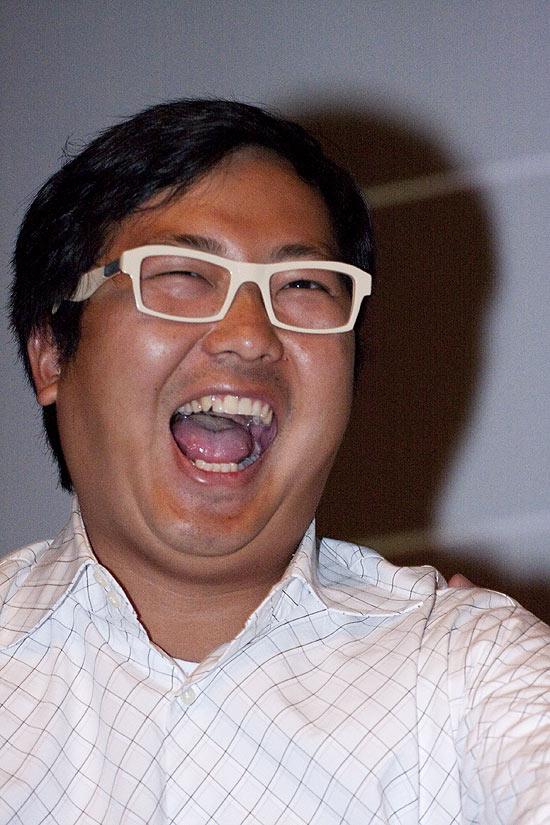 Ben Huh, criador da Cheezburger Network