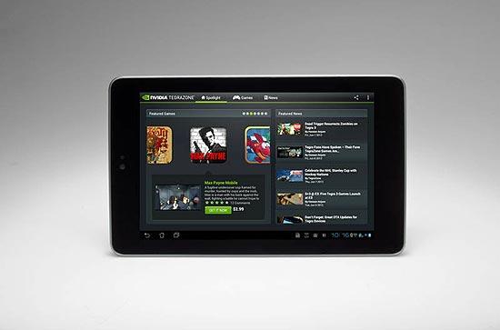 O tablet Nexus 7, fabricado pela Asus para o Google; 'Nexus 10' terá tela melhor que a do iPad atual, diz site