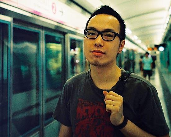 Ray Chan, fundador do site de humor 9GAG