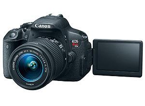 Câmera profissional da Canon, T5i é um dos modelos que podem ser fabricados no Brasil
