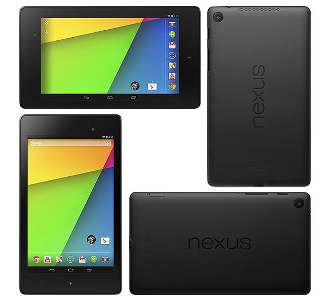 Imagens divulgadas pela loja Best Buy mostram o tablet Nexus 7, do Google