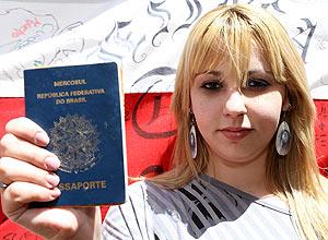 Jéssica Chaimsohn, que foi deportada em viagem a Costa Rica por não ter vacina contra febre-amarela