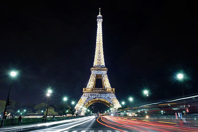 Paris ficou na terceira posição do ranking