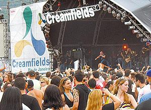 Creamfields atrai fãs da música eletrônica