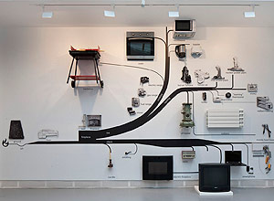 Instalação na última edição da Bienal de Veneza