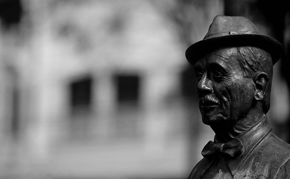 """""""Um dia fui uma brasa"""", da exposição """"Cidade Adoniran"""", do fotógrafo Otavio Valle. Leia matéria"""
