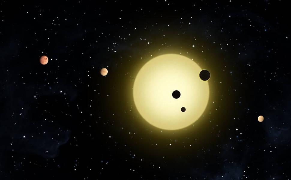 Resultado de imagem para planetas descobertos