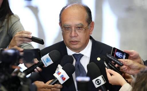 Resultado de imagem para Gilmar Mendes debaterá necessidade de controle de rádio e TV nas eleições