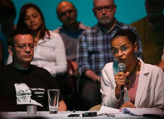 Campanha Marina Silva
