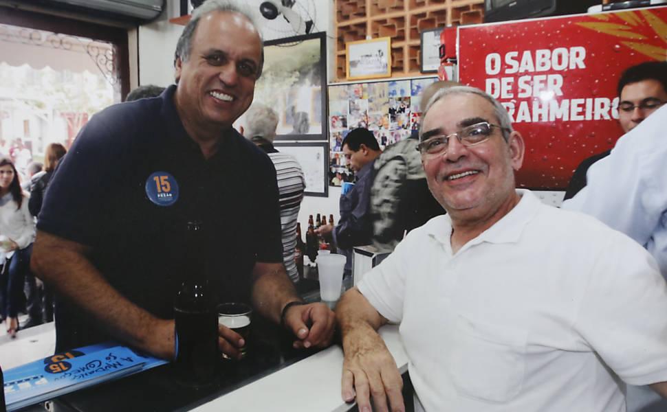 450502 970x600 1 - Após seis anos de morte de Ronaldo Cunha Lima, Folha 'revive' história com Burity para relativizar Pezão