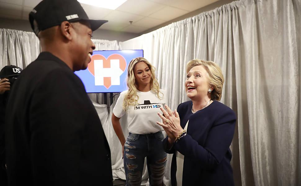 650601-970x600-1 Hillary chega ao dia da eleição com dianteira frágil sobre Trump