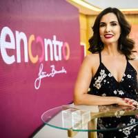 Encontro com Fátima Bernardes 26/05/2017 – Fátima recebe Bráulio Bessa