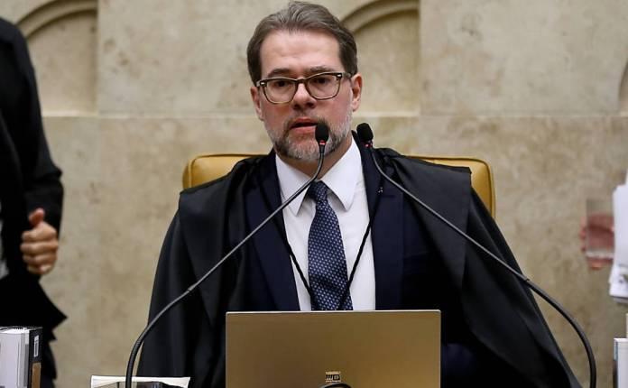 Ministro Dias Toffoli - Presidente do STF
