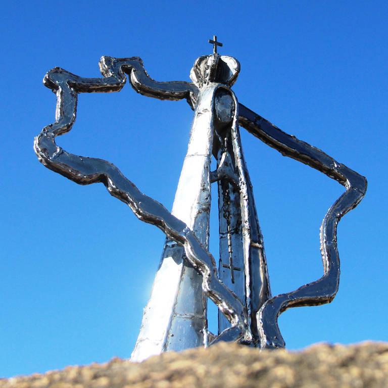 Aparecida terá estátua maior que o Cristo Redentor