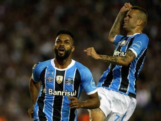 Grêmio x Lanús - Final da Libertadores-2017