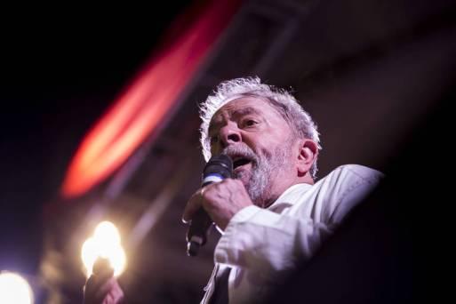 Caravana de Lula pelo Sudeste