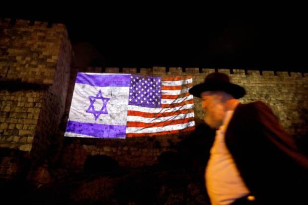 15126155015a28ae4d9084b_1512615501_3x2_md Israel recebe anúncio de Trump sobre Jerusalém com euforia e medo