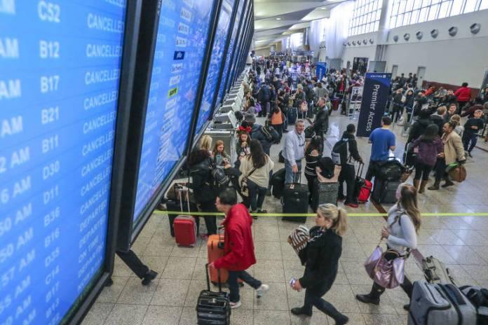 1º lugar: Aeroporto Internacional Hartsfield-Jackson, em Atlanta, nos Estados Unidos - 104.171.935 passageiros em 2016