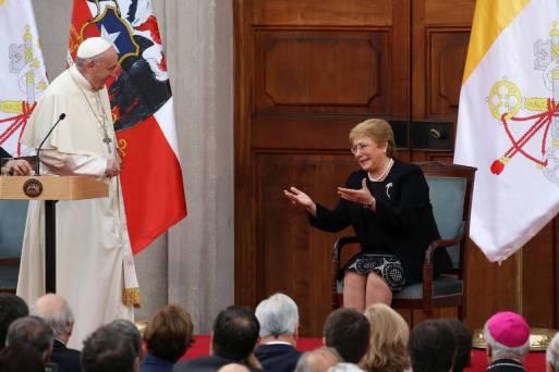 Papa Francisco no Chile