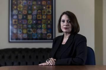 A juíza Patrícia Cruz, corregedora de inquéritos policiais de SP