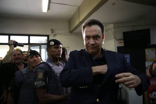 Laerte Codonho chega no 77º DP na região central de São Paulo