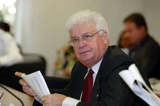 Deputado Nelson Meurer, o primeiro condenado pelo STF na Lava Jato