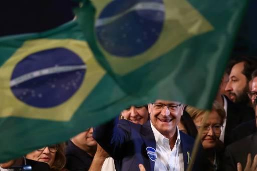 Convenção que oficializou candidatura de Geraldo Alckmin (PSDB)