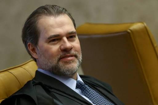 O ministro Dias Toffoli, que assume a presidência do Supremo Tribunal Federal