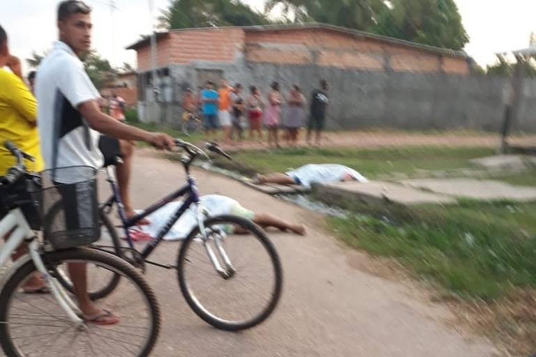 Resultado de imagem para Chacina em Belém deixa oito mortos