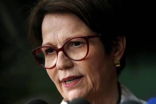 A deputada Tereza Cristina (DEM-MS), da bancada ruralista e que será ministra da Agricultura de Bolsonaro