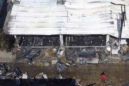 Incêndio no Flamengo matou 10 pessoas