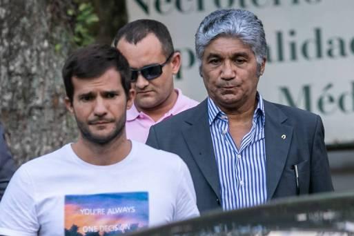 Paulo Vieira de Souza, o Paulo Preto (de paletó), ao ser preso na 60ª fase da Operação Lava Jato, denominada Ad Infinitum