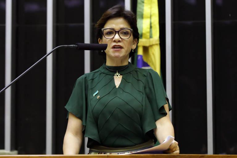 15551653505cb1f0a61c4cb 1555165350 3x2 md - Deputada relata ameaças de morte por ministro após denunciar laranjal do PSL