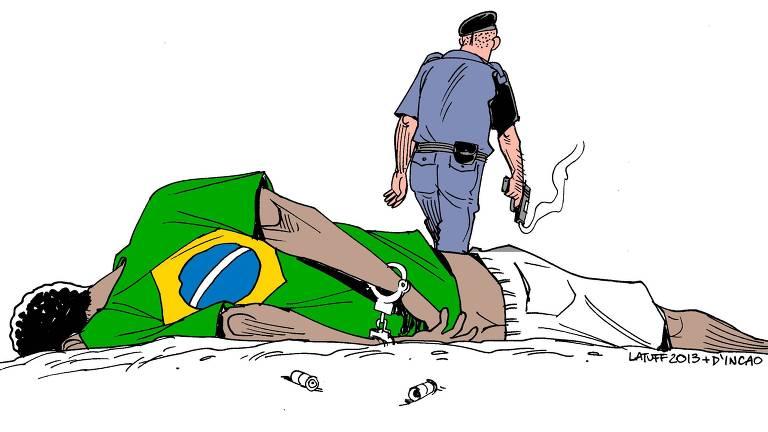 15742776845dd5923405152 1574277684 16x9 md - Reação de deputado ao atacar obra prova que charge estava certa, diz cartunistaCarlos Latuff