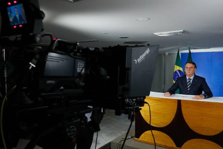 15854286645e7fb8b85e26c 1585428664 3x2 md - No Dia da Mentira, veja frases ditas por Bolsonaro desde a posse